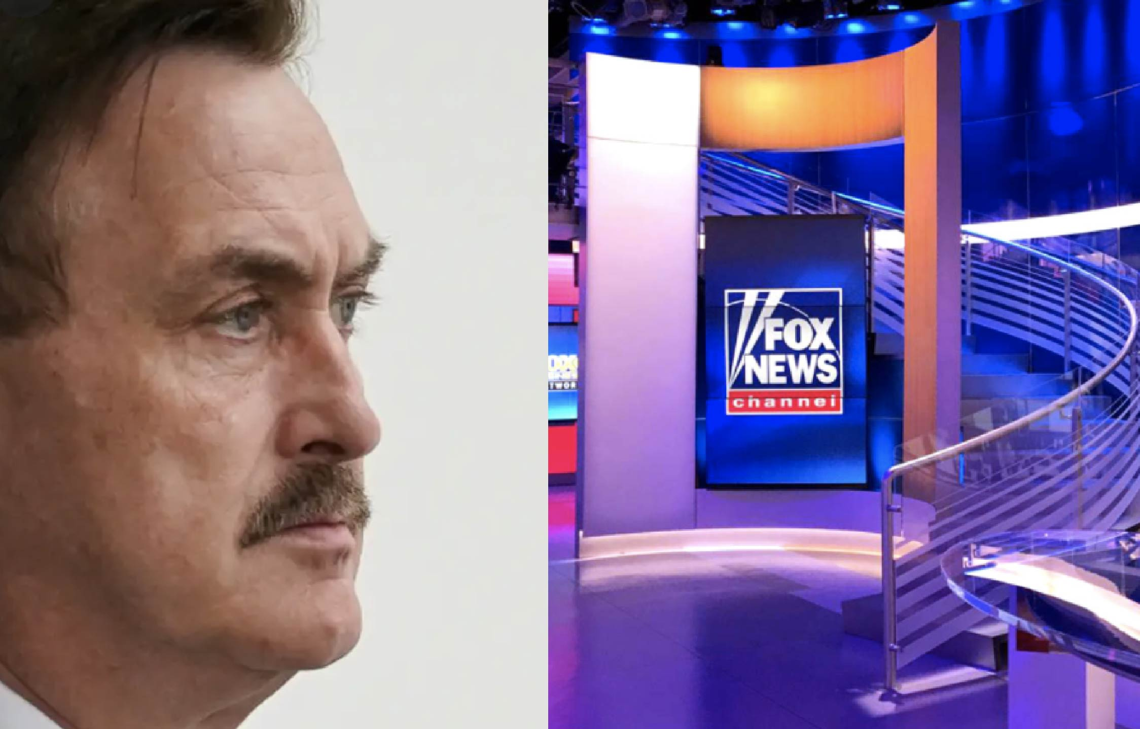 Mike Lindell and Fox News Go to War, and Lindell Just Fired The First Shot...
