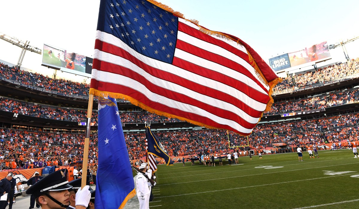 NFL Playing Black National Anthem Before Games