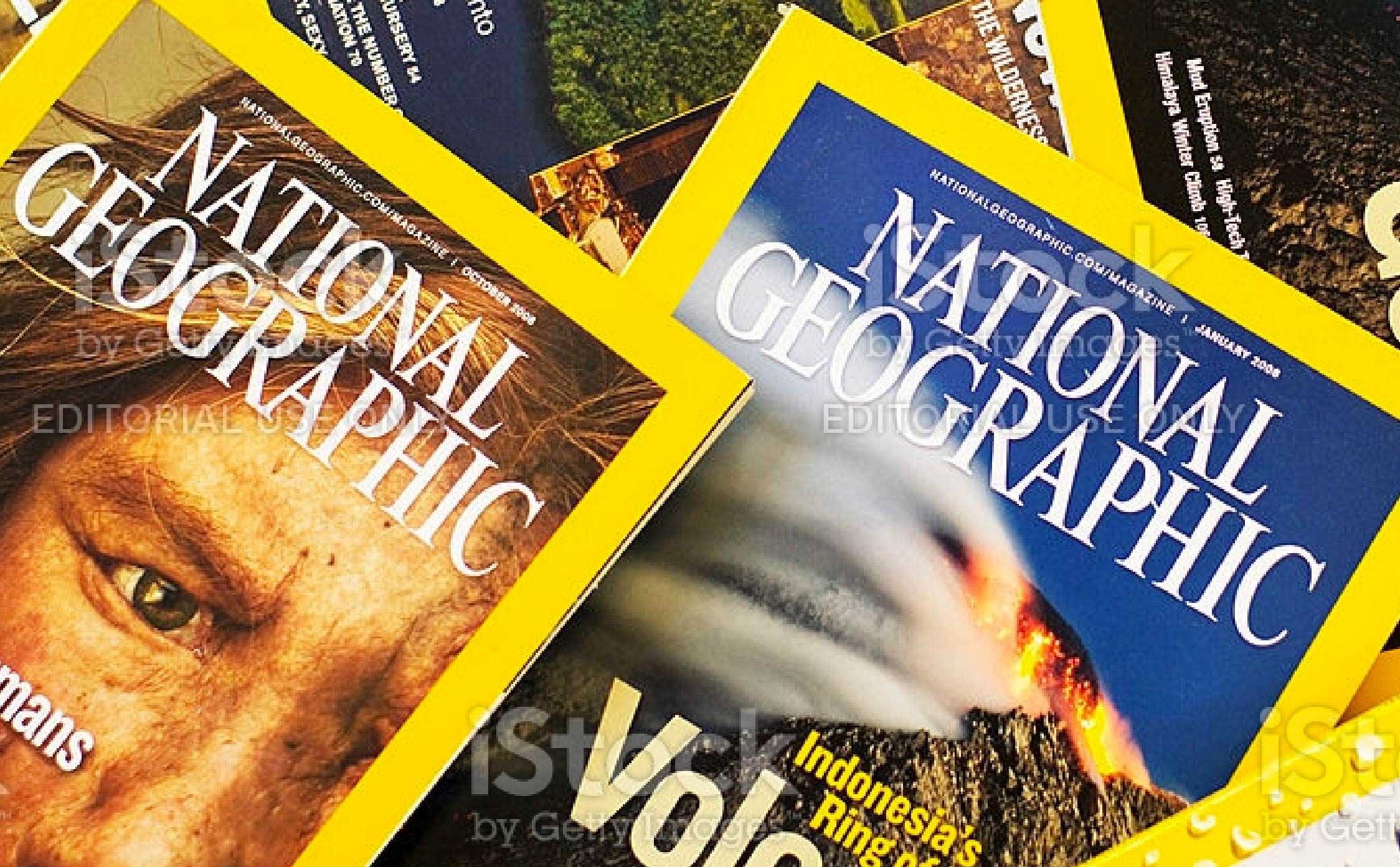 National Geographic Lambasted For Posting Most Outlandish, COVID Propaganda Photo You'll Ever See...