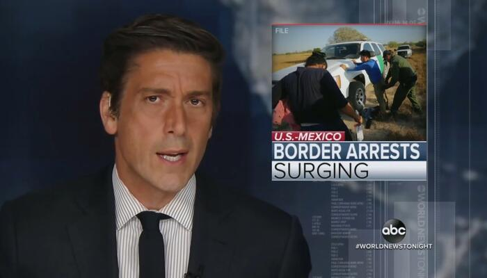 Only 2 Networks (Barely) Mention New Record in Border Crisis, All Skip Hunter Biden Scoop