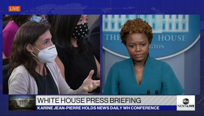 PIVOT! WH Reporters Join Fear-Mongering Campaign to Bring Back Covid Restrictions