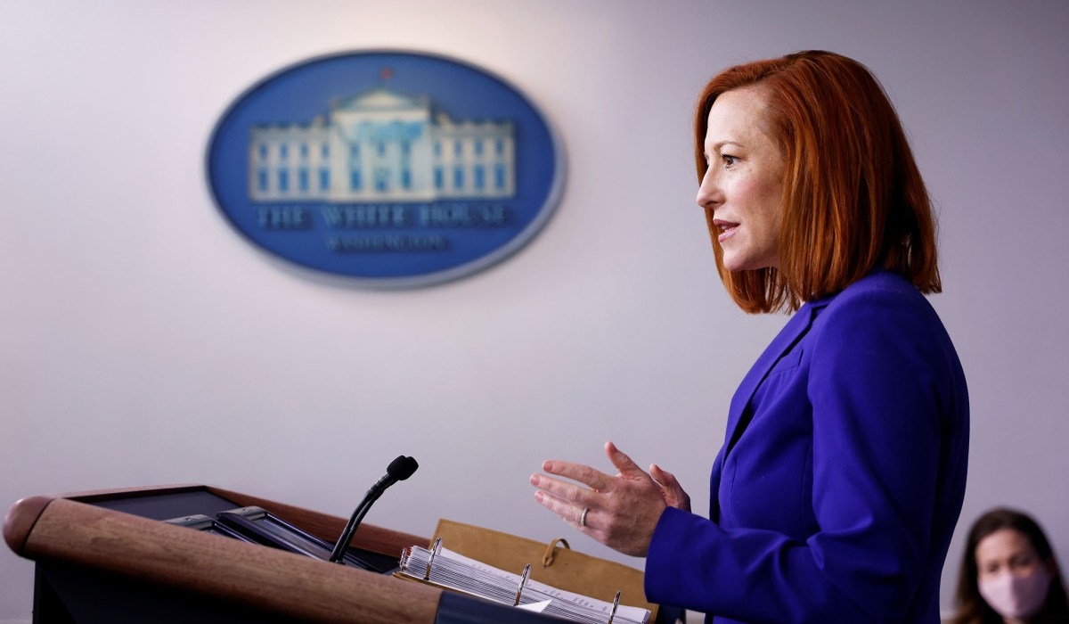 Psaki, Conservatives, and Facebook   National Review