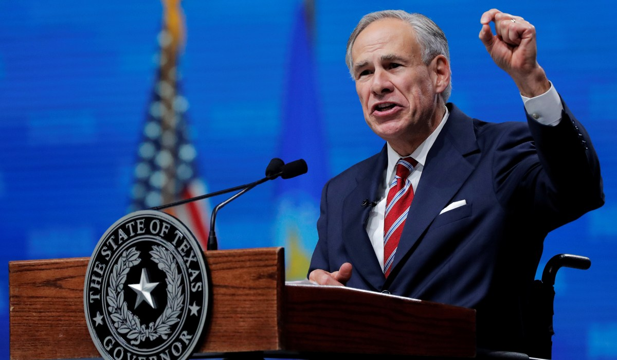 Texas Governor's Race Is Going to Be a Hoot