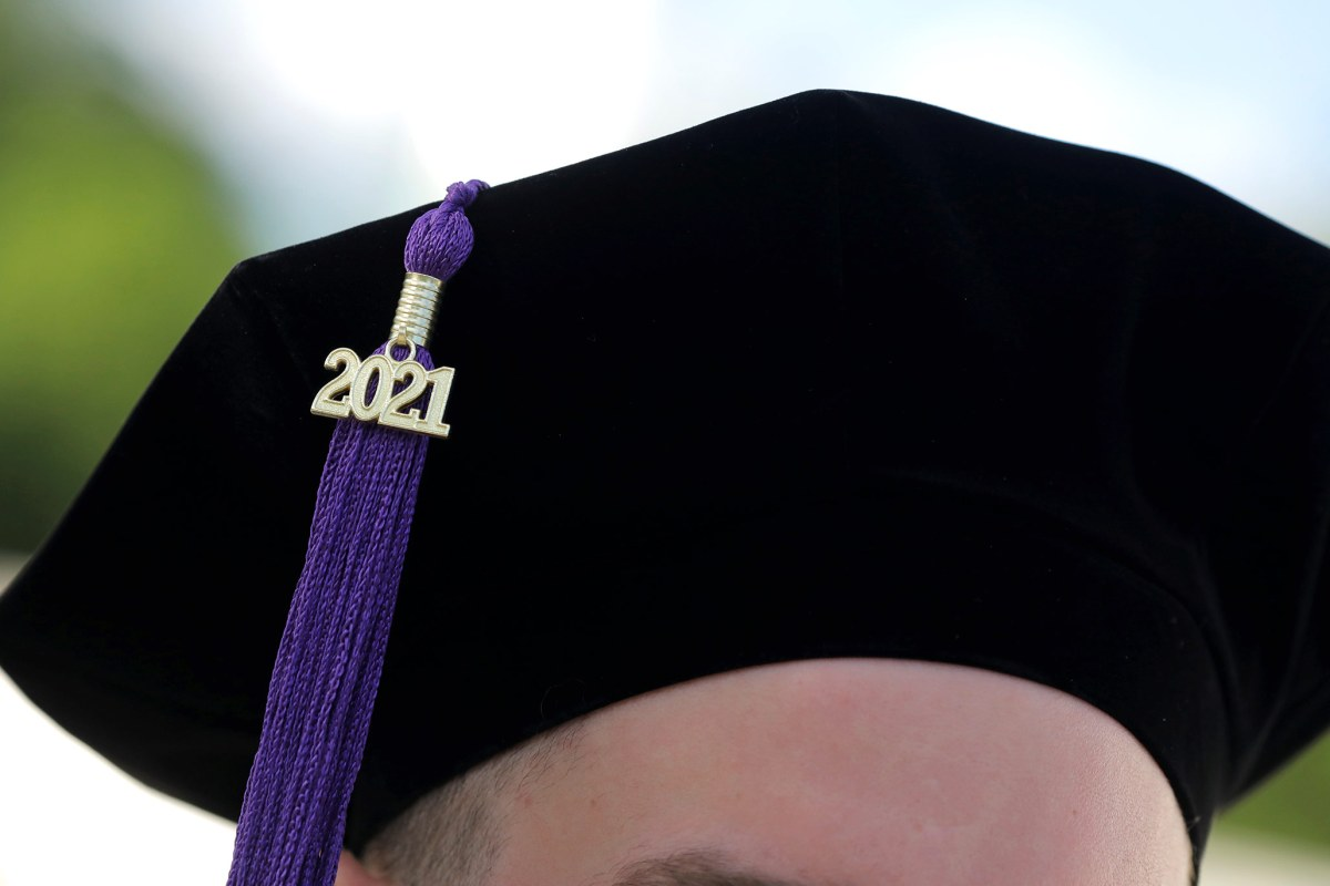 Valedictorian Speeches: College Gratulations Aren't the Place for Your Woke Grandstanding