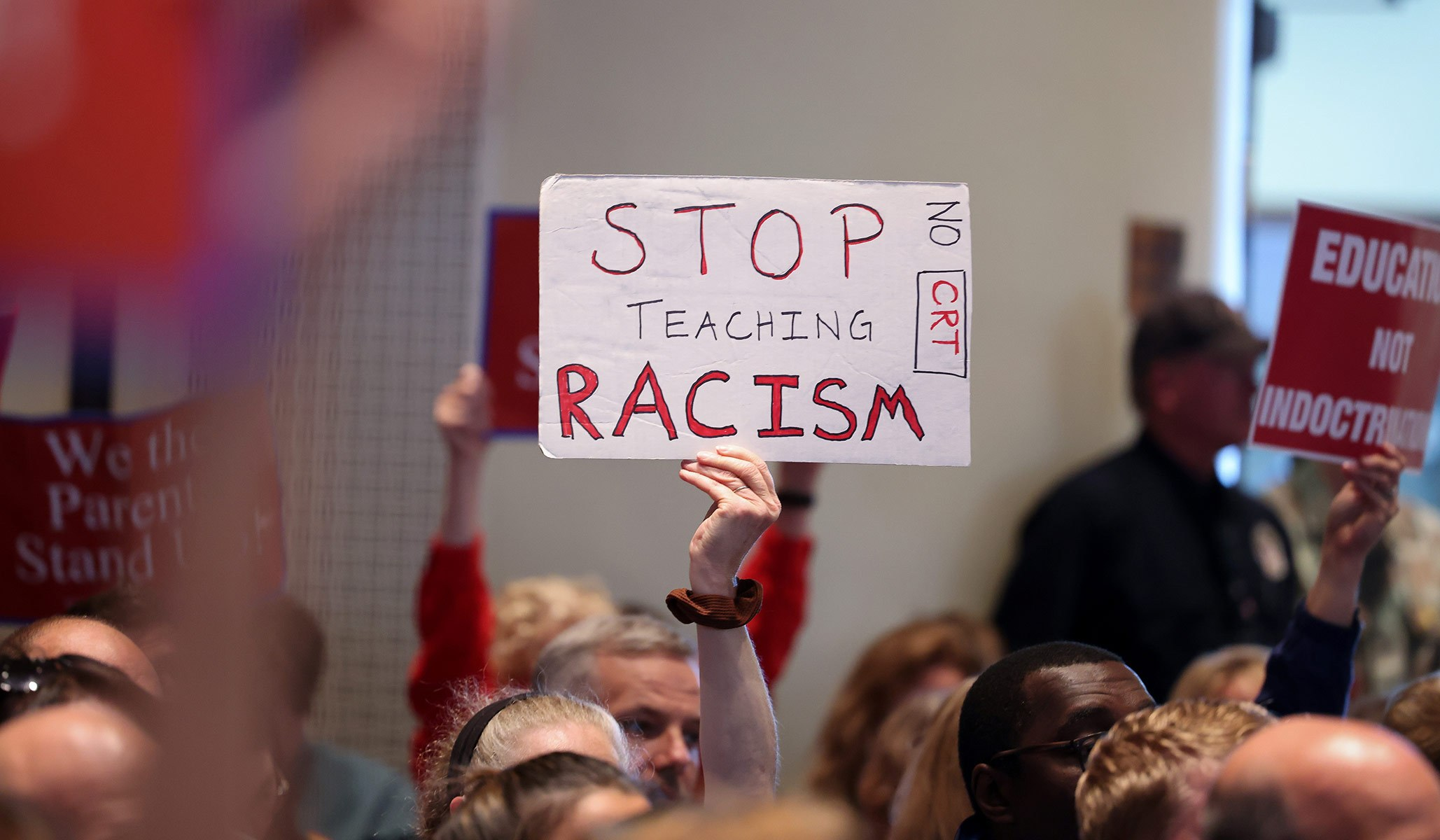 Critical Race Theory: Pushback Starts With the States