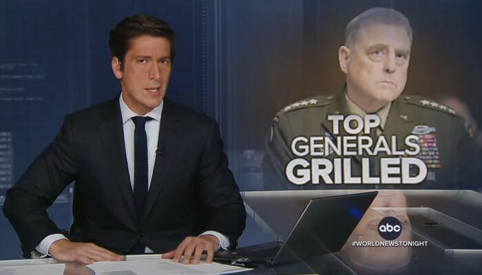 ABC Ignored Milley Grilled By GOP, CBS Touts Cheney to His Defense