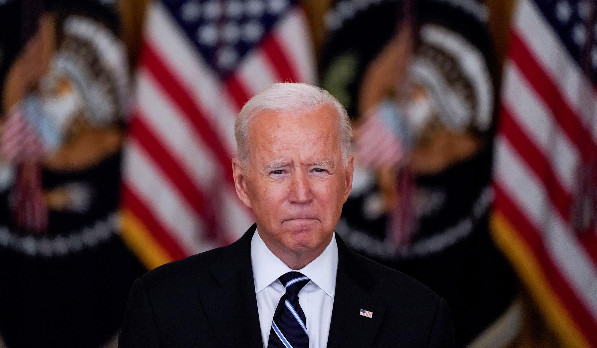 Biden's Policies Restrict Travel from the Most Vaccinated Countries in the World
