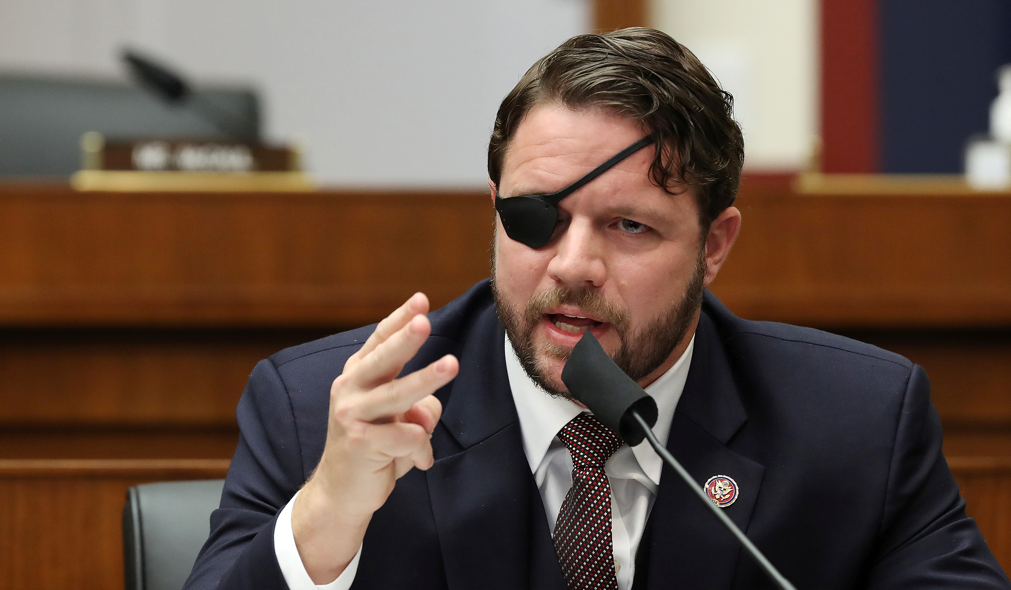 Dan Crenshaw: Texas Representative Fined $5000 after Bypassing Capitol Security