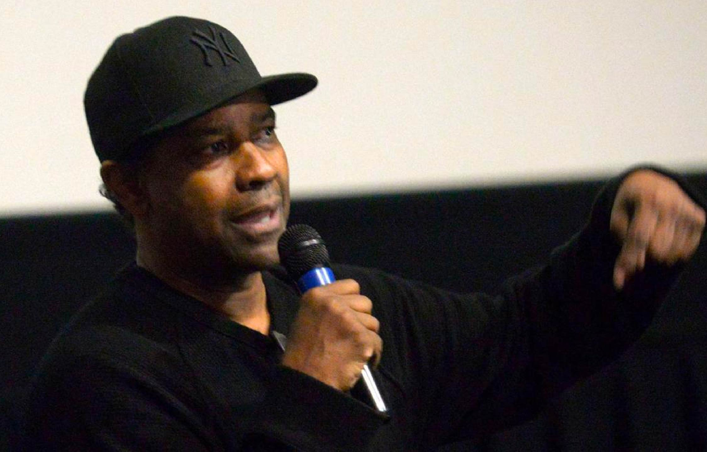 Denzel Washington Reveals What God is Telling Him to Do in This New World We're In...