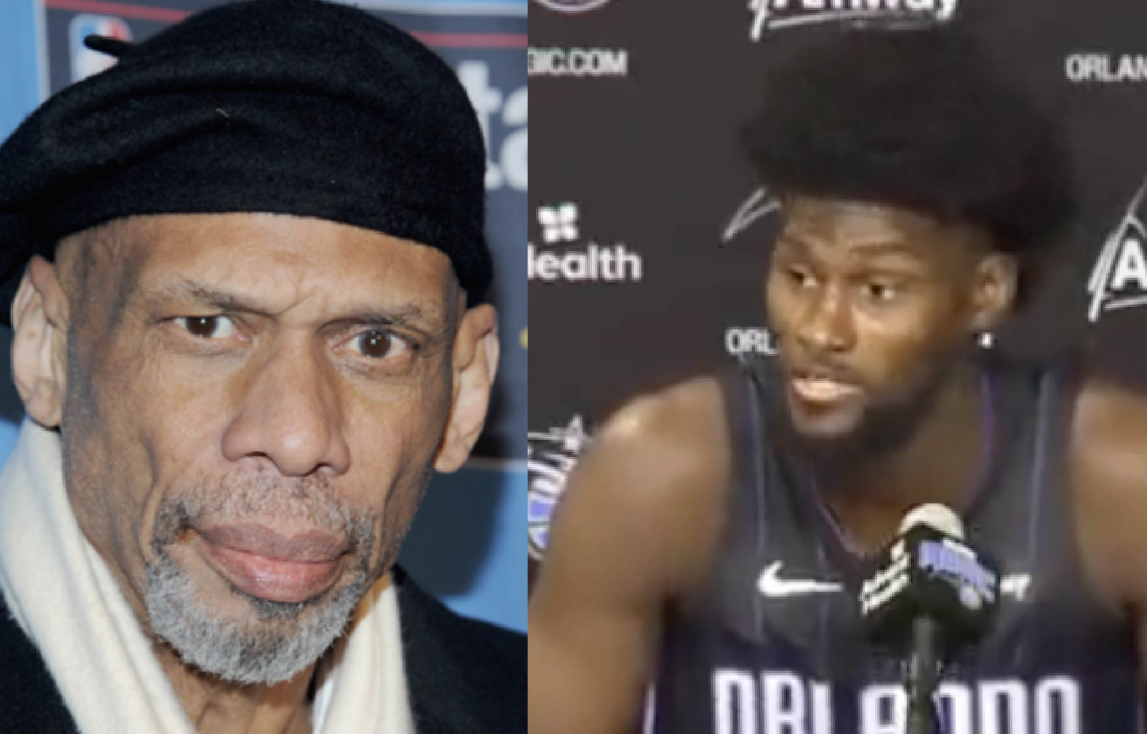 """Kareem Abdul Jabar, Whose Son Stabbed a 60-Year-Old Man, Says Unvaxed NBA Players Aren't """"Good People"""""""
