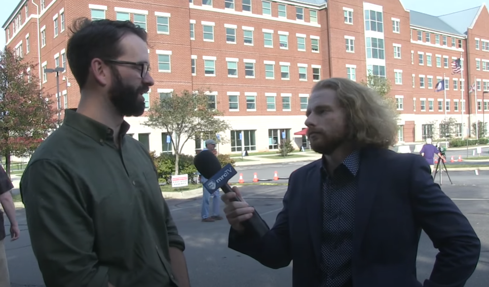 MRCTV Interviews: Matt Walsh On The Importance Of Standing Up To Leftist School Boards