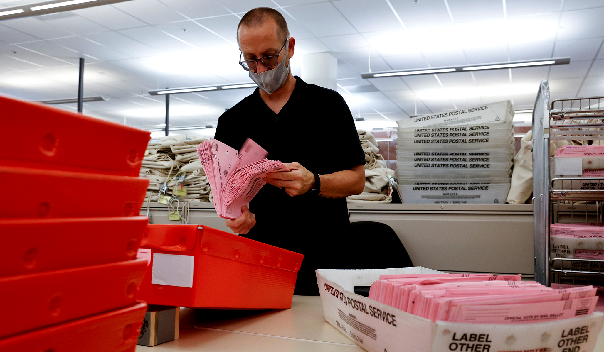 Mail In Ballot: California Makes Universal Mail Voting Permanent after Adopting It as Pandemic Response