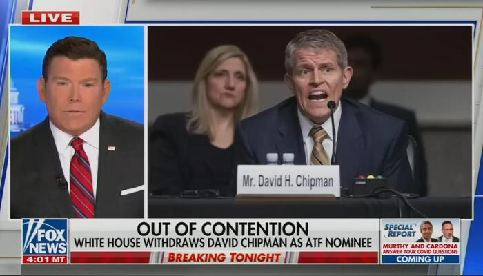 Nets Skip WH Pulling ATF Nominee After Accusations of Racism Surface