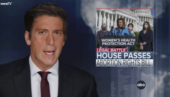 Nets Treat Texas Pro-Life Law as 100 TIMES More Controversial Than Barbaric Pro-Abortion Bill