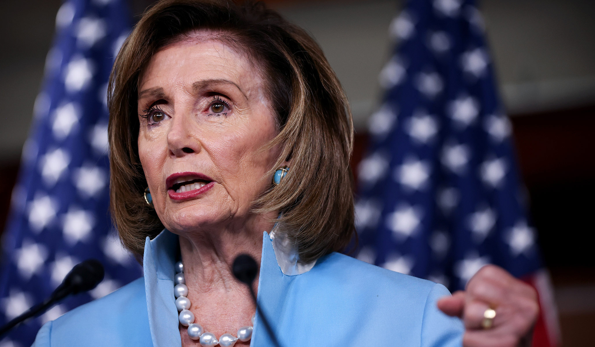 Pelosi: U.S. Must Work with China on 'Overriding' Climate Issue Despite Uyghur 'Genocide'
