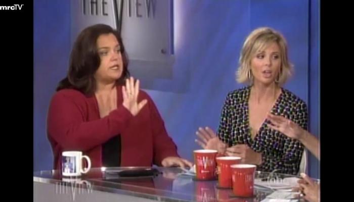 Reminder: ABC Employed Radical 9/11 Truther Nut Rosie O'Donnell for Years
