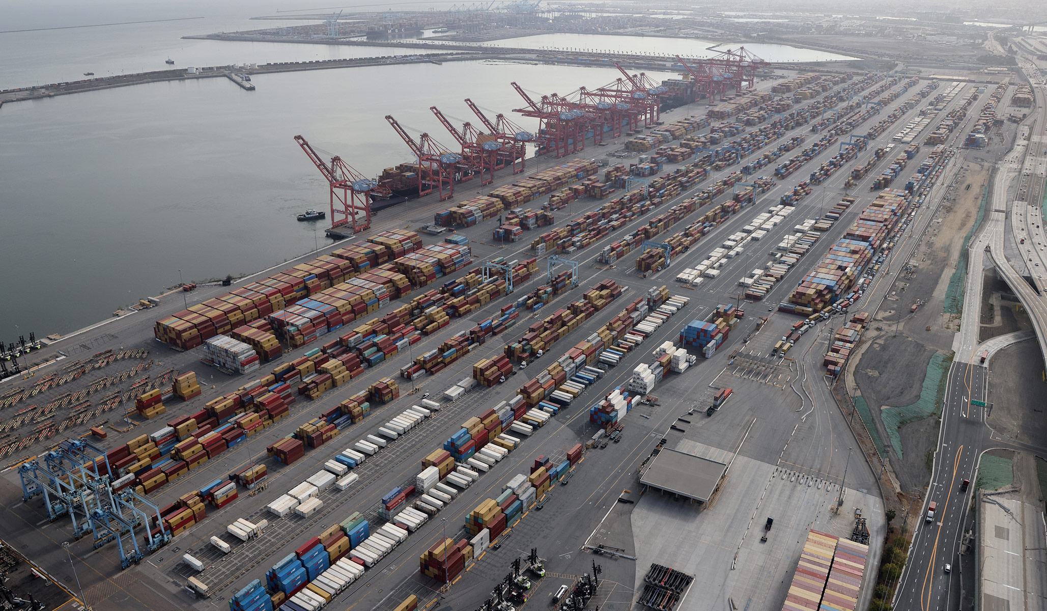 The Shipping Crisis Is Not Just Because of COVID