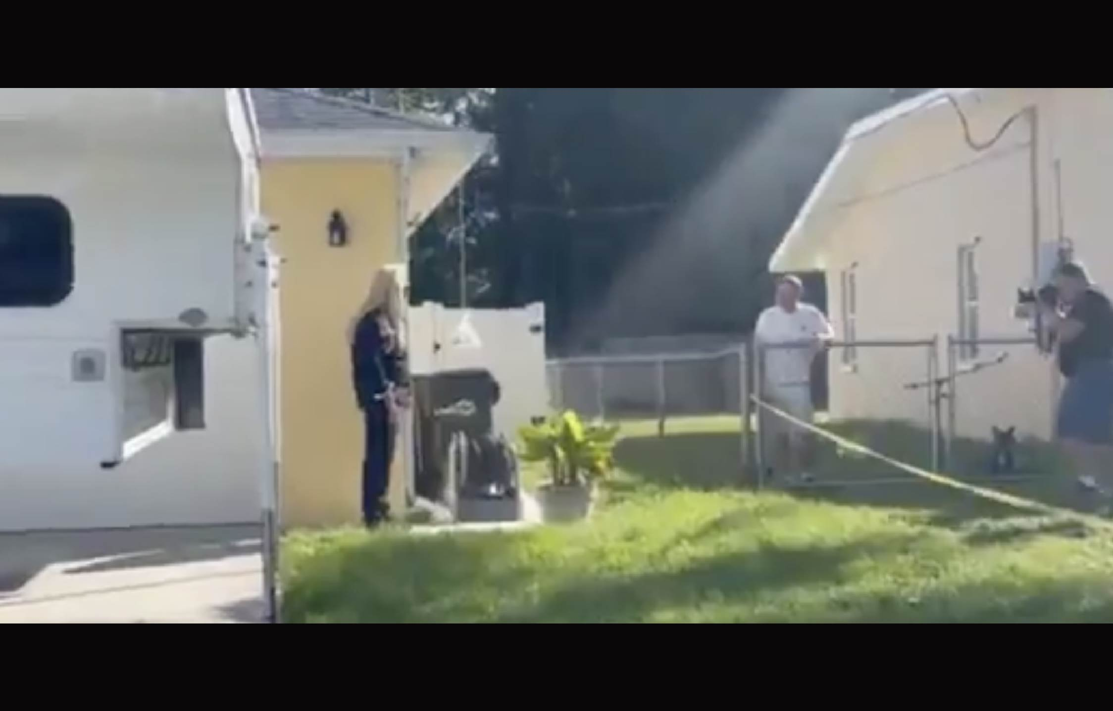 [VIDEO] Dog The Bounty Hunter is Now Looking For Brian Laundrie, and He's Starting Right At His Front Door