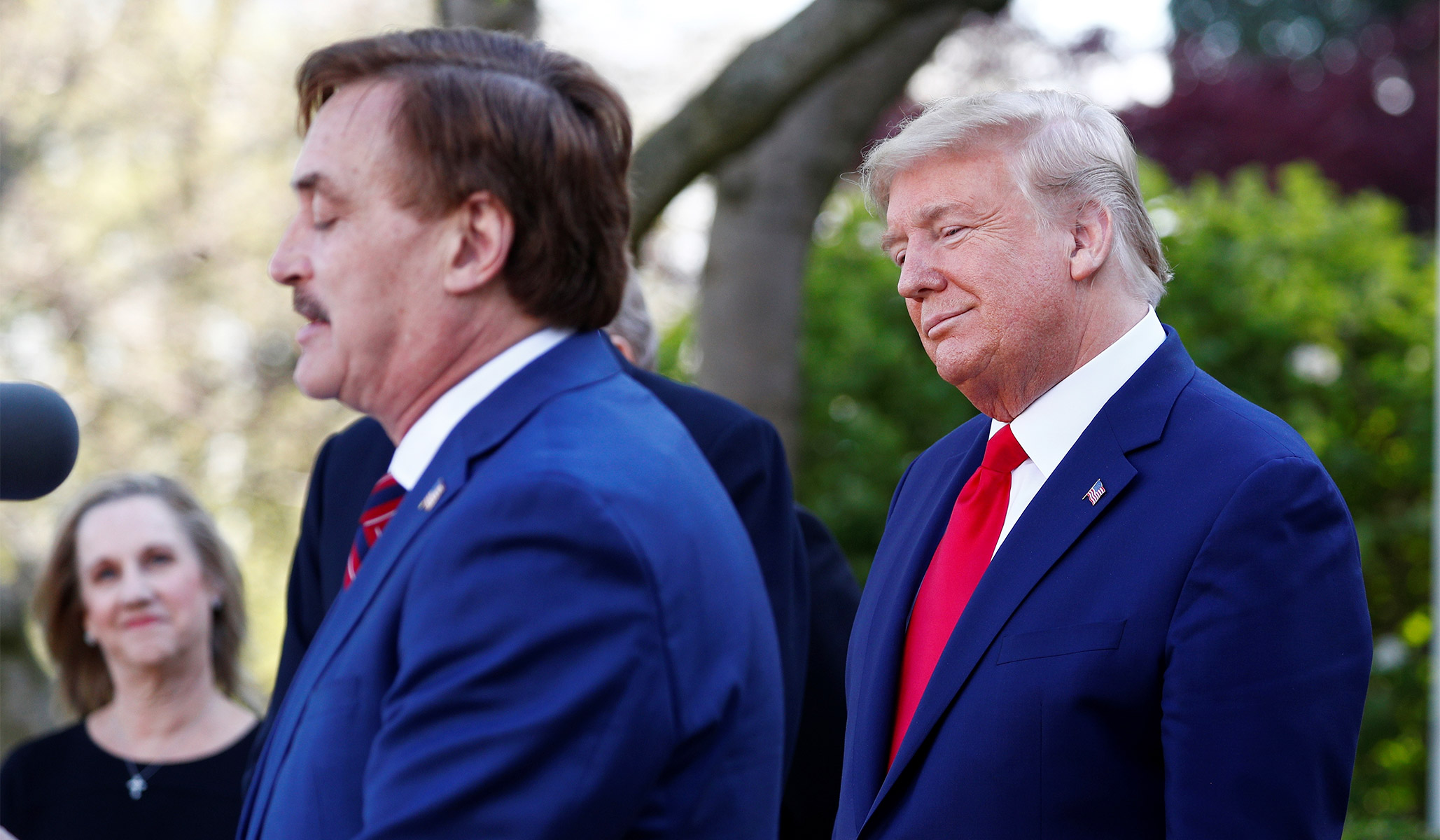 Why Is Mike Lindell Challenging the Presidential Election Results In... Idaho?