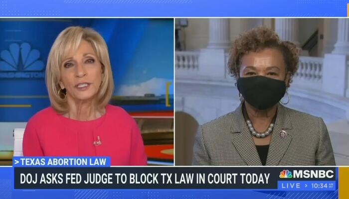 Andrea Mitchell Lauds Democrat Politician as 'Pioneer' for Recalling Her Abortion