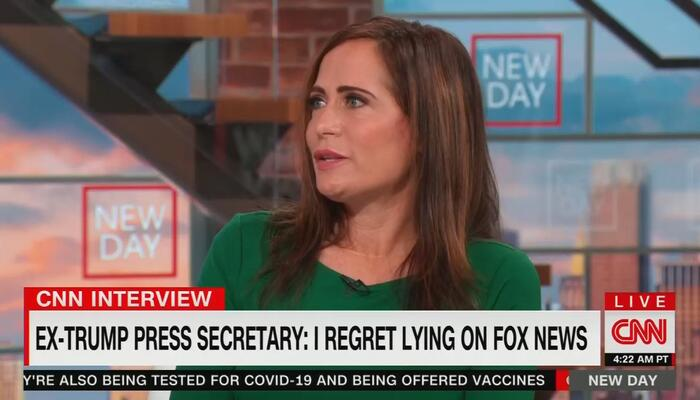 CNN Propagandists Laughably Accuse Fox News of Being 'State-Run TV'