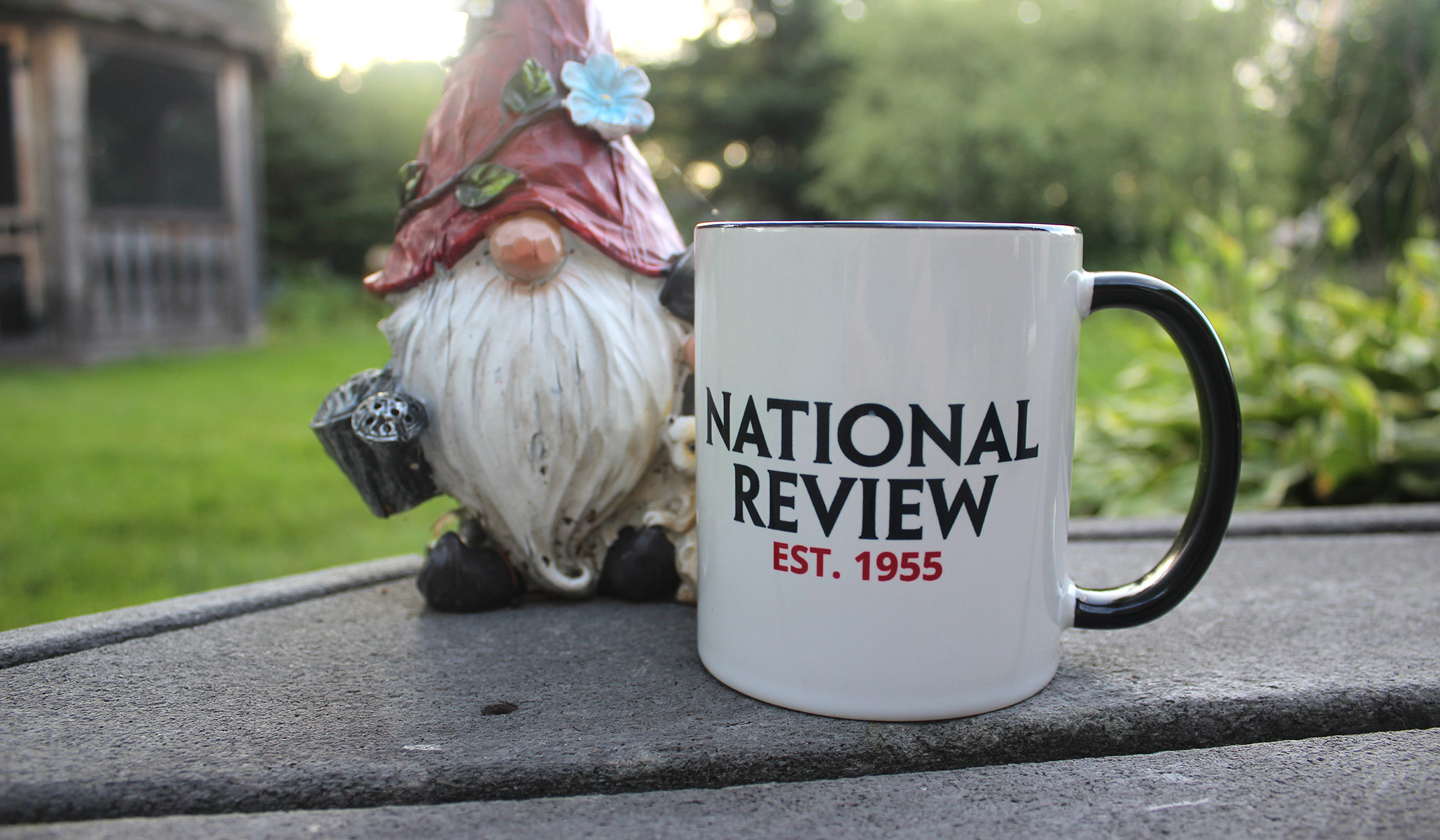 Conservatism Is Gratitude   National Review