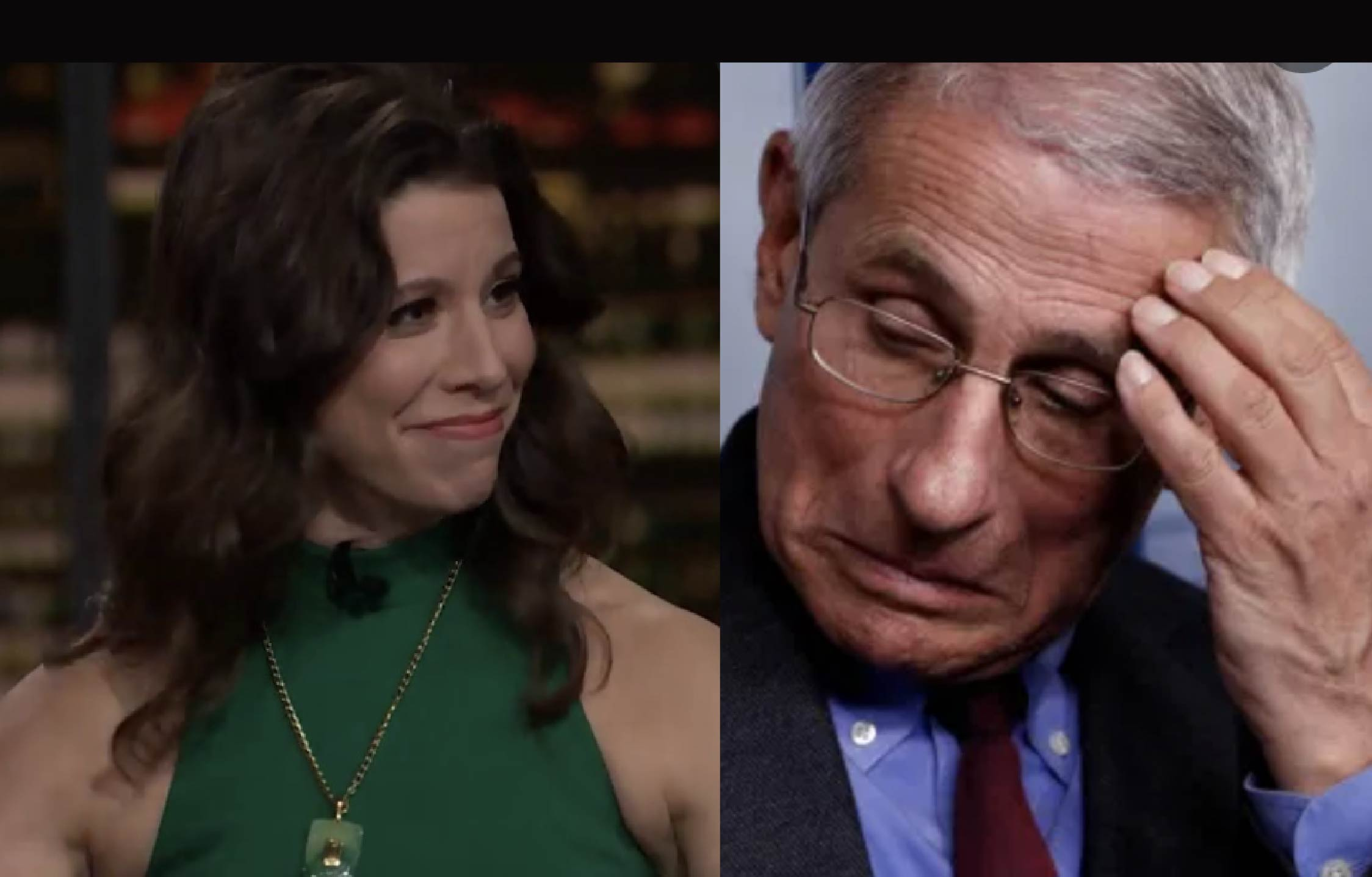 Conservative Mary Katharine Ham Just Found The Biggest Flaw in Fauci's Latest Argument