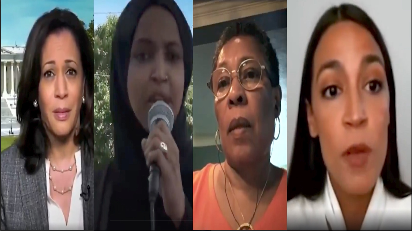 Dems Claim They Don't Support Defunding The Police; This Video Says Different