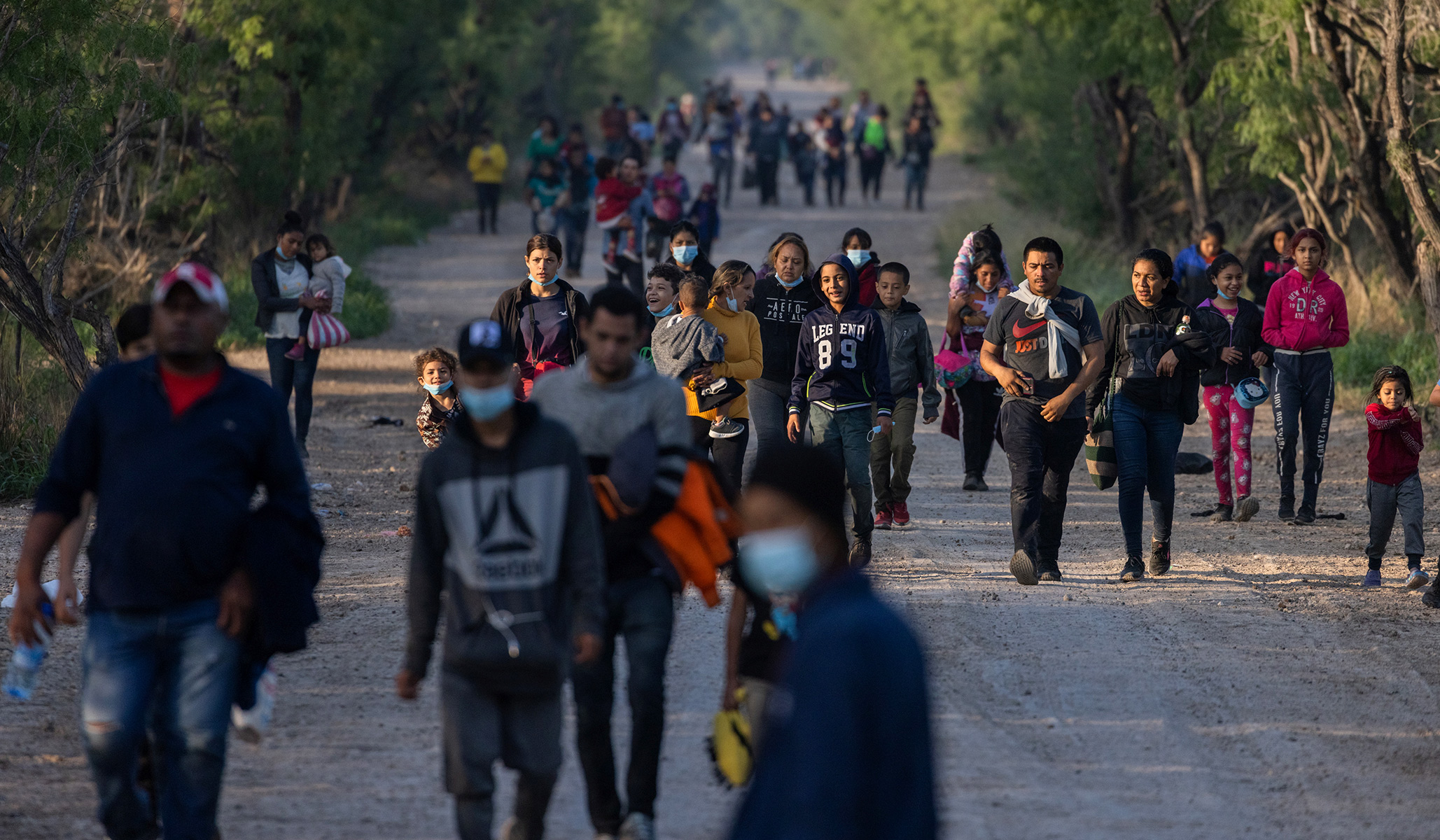 Illegal Immigration: Biden Administration Has Released More Than 70,000 Illegal Immigrants into U.S.