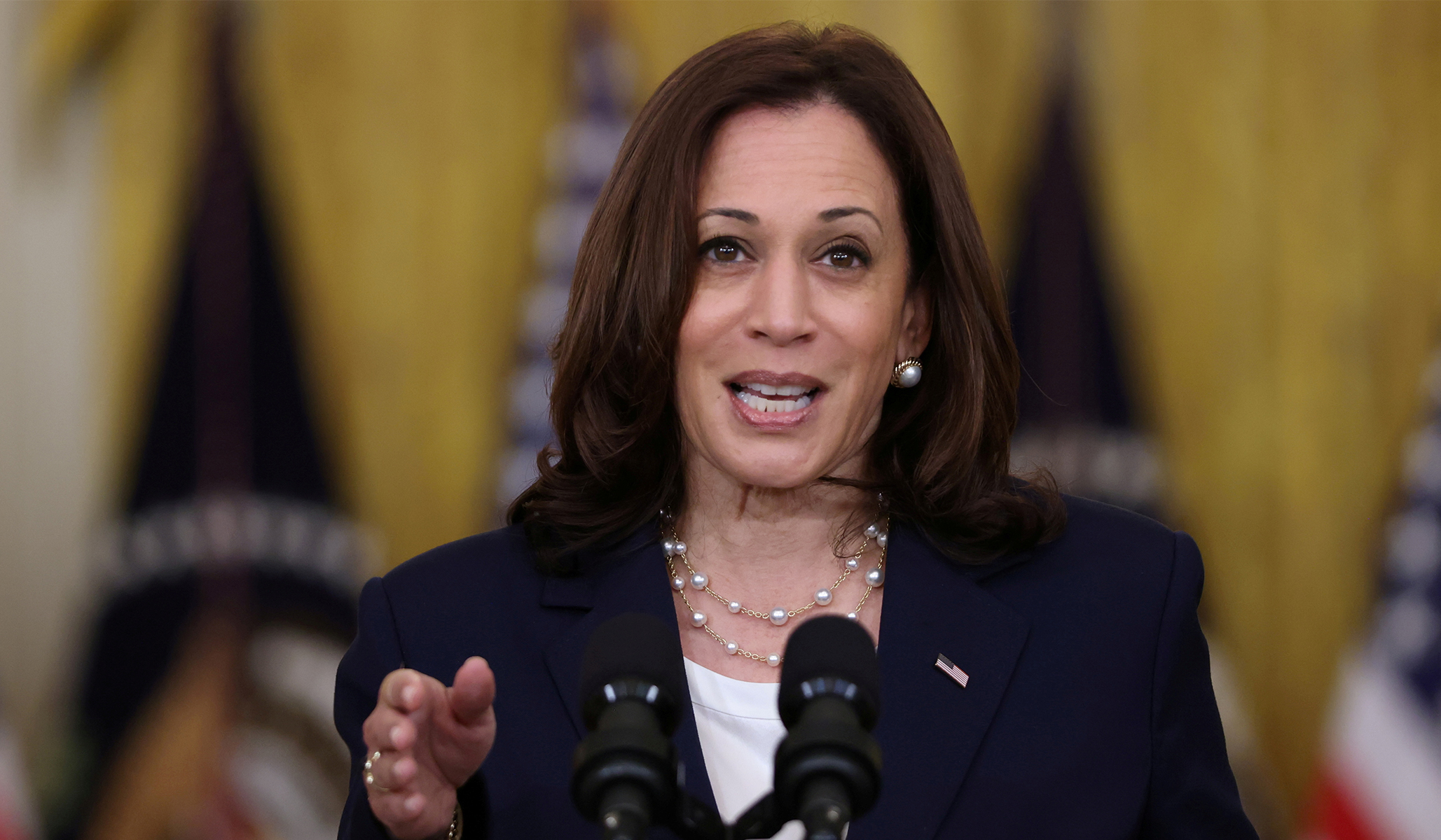 Kamala Harris Wants to Hear Your Truth – Even If It's a Lie