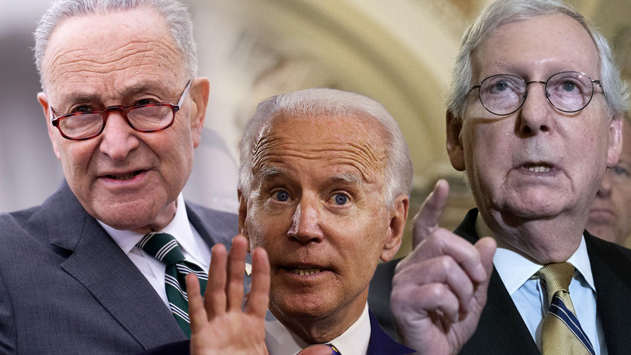 """McConnell, Not Happy With Schumer's Antics Tells Biden, """"I Will Not Provide Such Assistance Again, If..."""""""