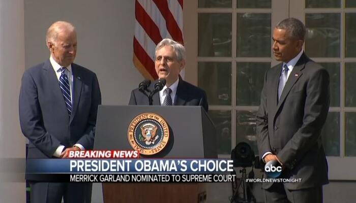Networks Hid the Truth on 'Moderate' Merrick Garland: He's a RADICAL