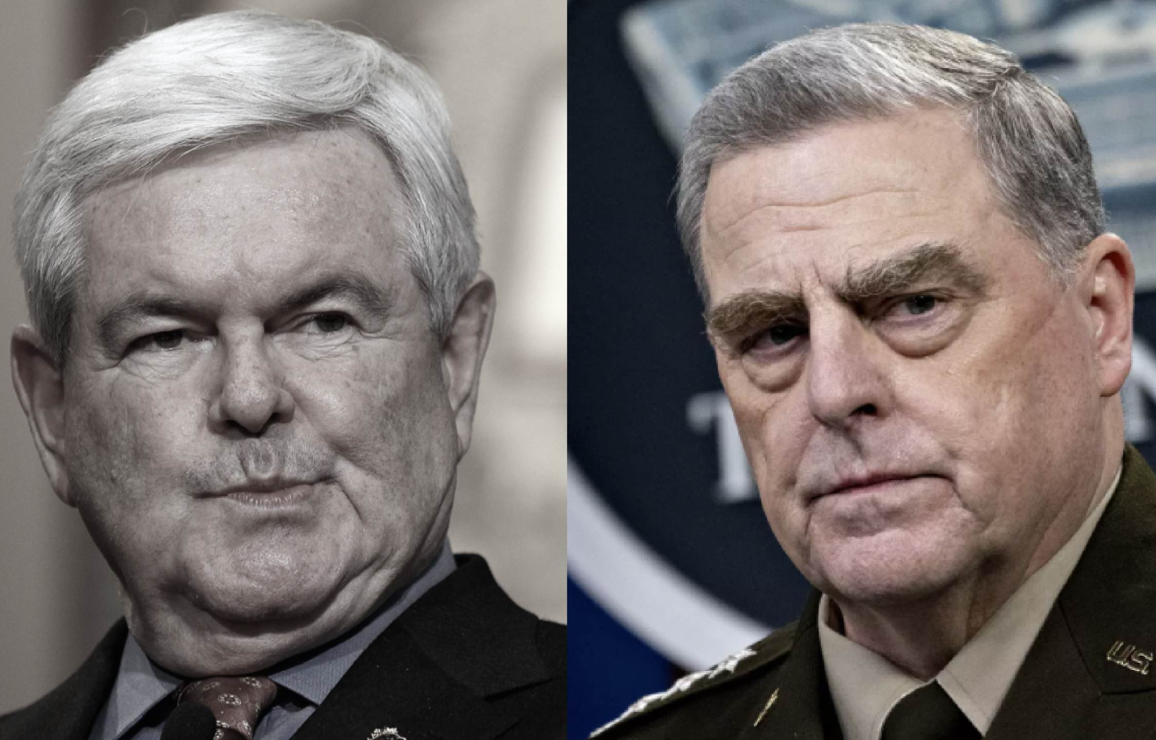 Newt Gingrich Just Decided It Was Time to Eviscerate Woke General Milley...and It's Glorious