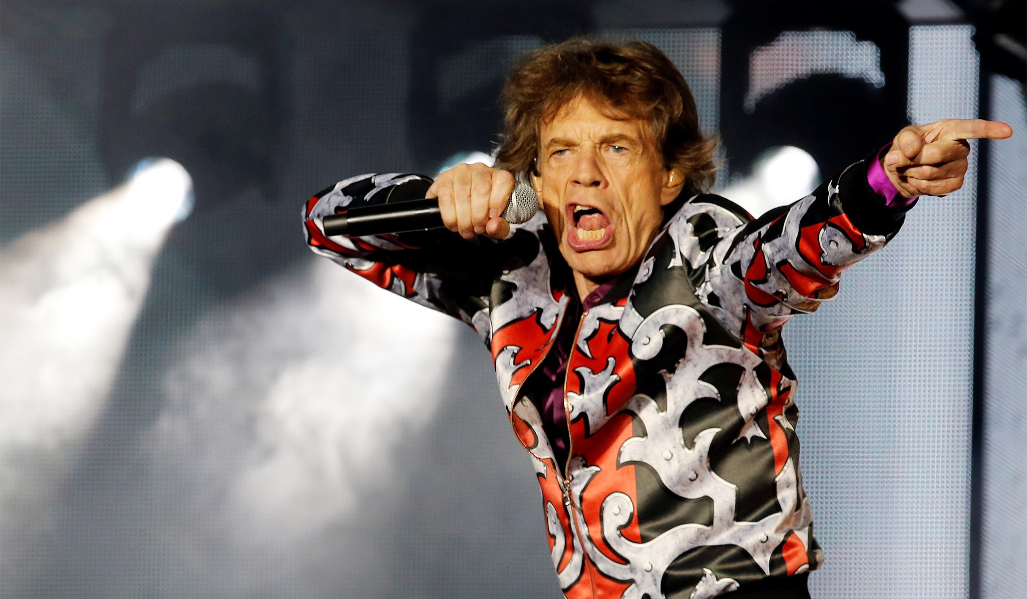Rolling Stones Cancel Their Song 'Brown Sugar'