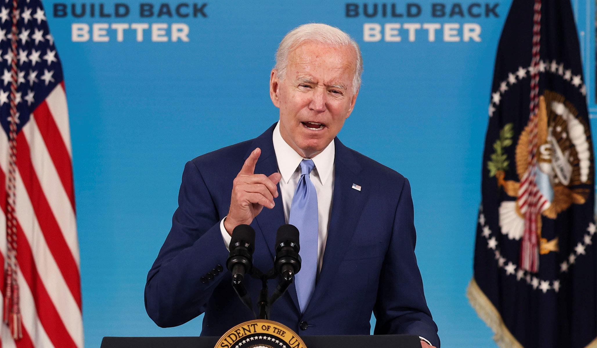 September Jobs Report: Biden Fails to Mention Labor Shortage in Remarks