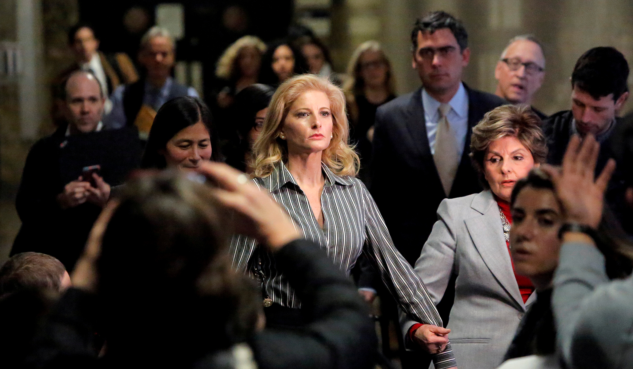 Summer Zervos -- Judge Rules Donald Trump Can Be Deposed in 'Apprentice' Contestant's Defamation Suit