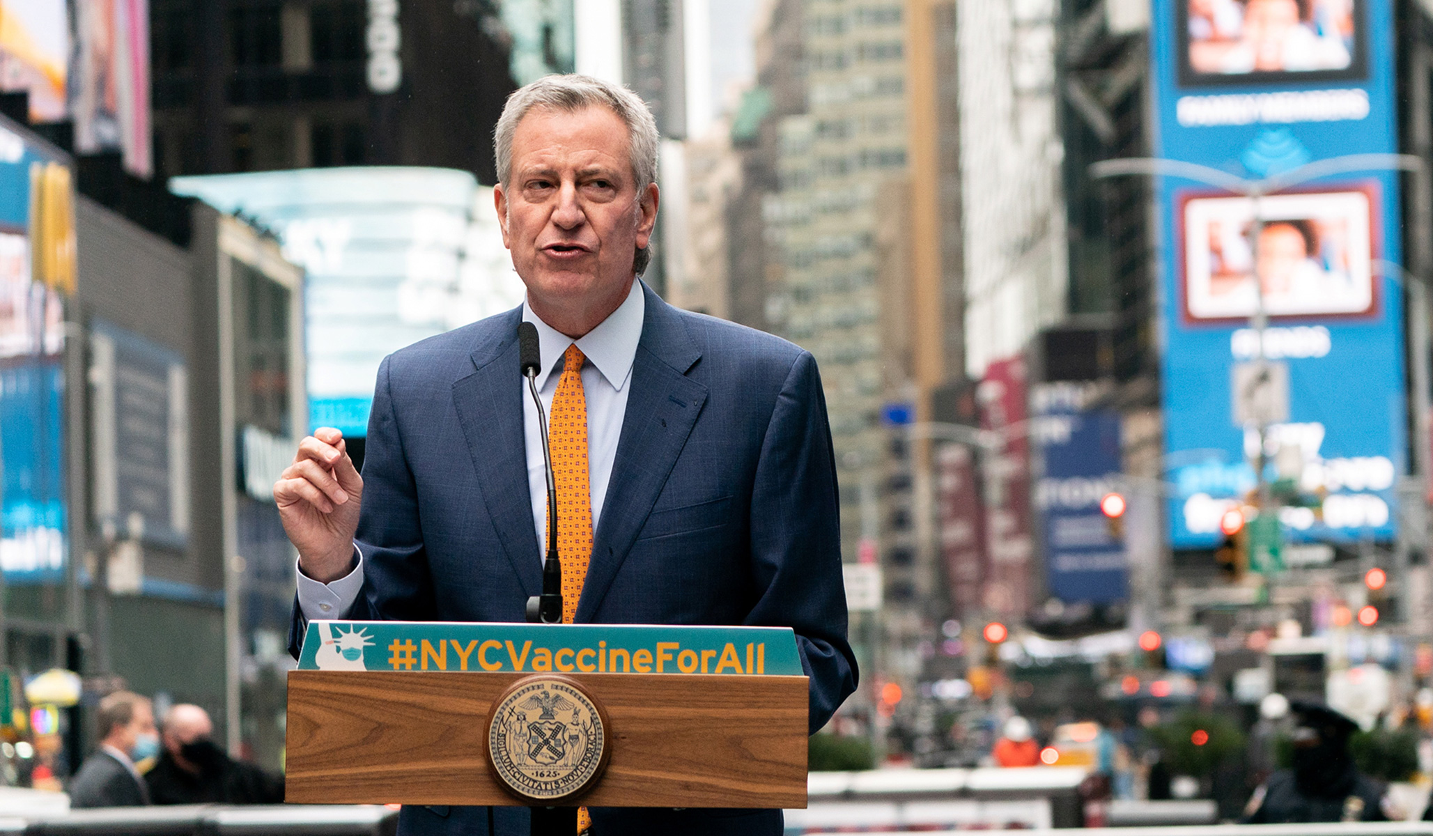 The Stupidity Behind Bill de Blasio's Possible Run for Governor