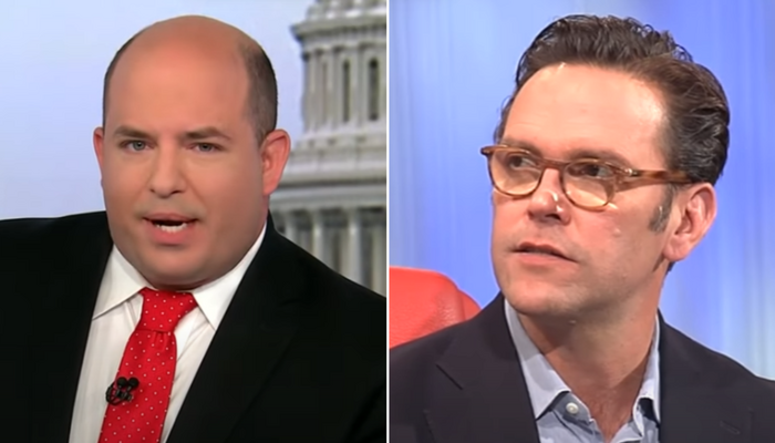 Unreliable Sources: CNN Cable Mindwipes, for a Year, Scandal that Nearly Cost James Murdoch His Career