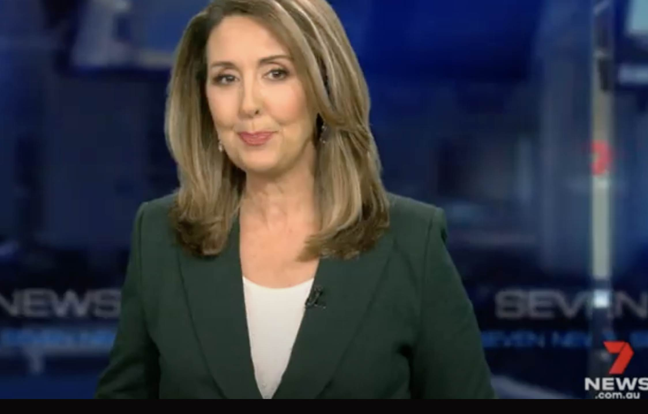 """[VIDEO] News Anchor Makes Epic """"Freudian Slip"""" When Speaking About Vaccine"""